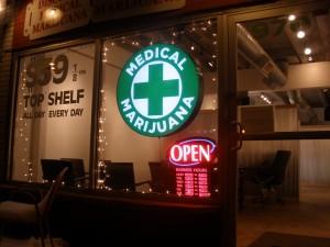 marihuana, medyczna, rys