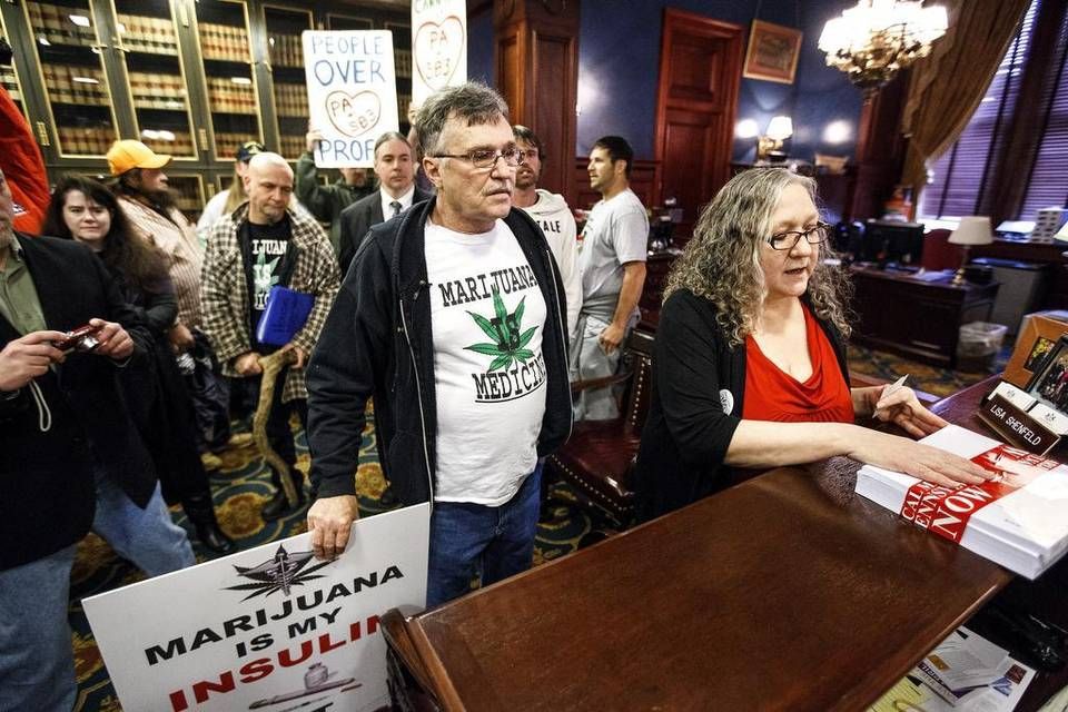 Południowa Karolina: Prawodawcy powinni rozważyć jeszcze raz wniosek o zalegalizowanie medycznej marihuany, HolenderskiSkun, Holenderski Skun