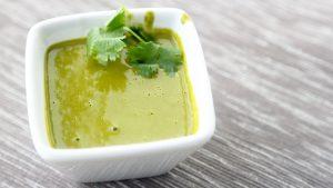 Limonkowo   kolendrowy sos sałatkowy z nasionami konopi, HolenderskiSkun, Holenderski Skun
