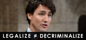 Justin Trudeau: Legalizacja marihuany jest lepsza niż dekryminalizacja, HolenderskiSkun, Holenderski Skun