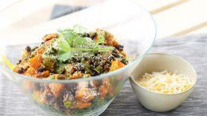 Słodka quinoa z nasionami konopi, HolenderskiSkun, Holenderski Skun