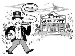 Bank otwarty na przemysł cannabis, HolenderskiSkun, Holenderski Skun